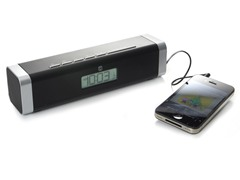 Portable Alarm Clock & USB Charging Dock