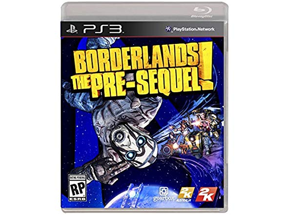 Borderlands: The Pre-Sequel - Playstation 3 - $4 99 - Free shipping for  Prime members