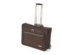 Pininfarina Wheeled Carry On Garment Bag