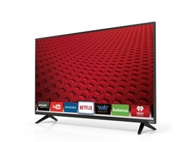 "VIZIO 40"" 1080p Full‑Array LED Smart TV"