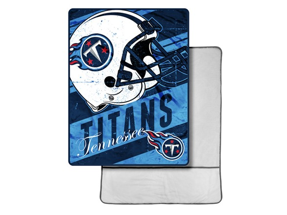 new concept ef22d a13b0 Tennessee Titans Foot Pocket Throw