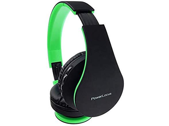 Powerlocus Wireless Bluetooth Headphones