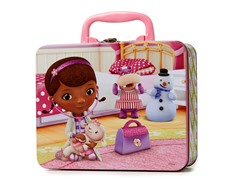 Doc McStuffins 24 pc Puzzle in Tin Case