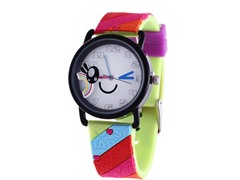 "Wink ""Face"" Watch"