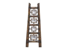 Ladder Metal Photo Frame