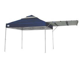 QuikShade 10' x 10' Canopy with Awning