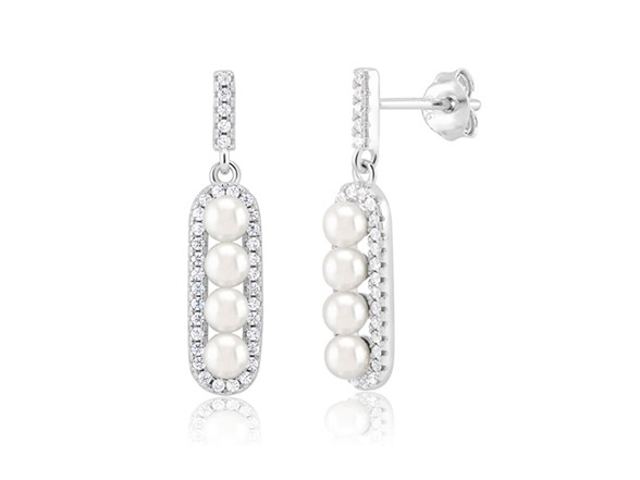 Beverly Hills Silver Sterling silver Jewelry Set