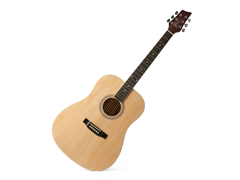 Kona Dreadnought Acoustic Guitar