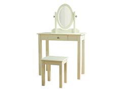 3-Piece Vanity Set- White