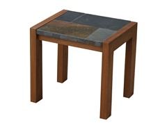 Slate Accent Table