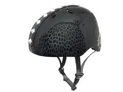Reptile Studs Black Pyramid Helmet (8+Yrs)