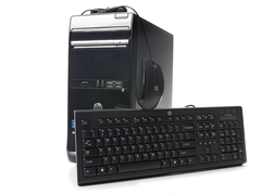 HP Pavilion P6 Dual-Core PC