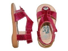Squeaker Shoe - Tessa, Pink (Tod 3-8)