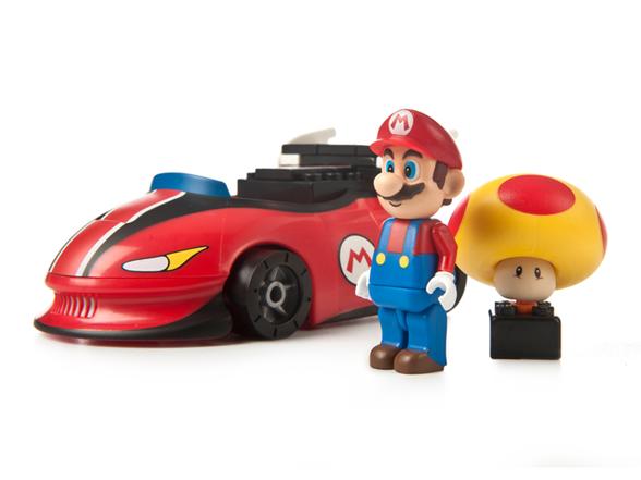 Mario Motorized Wild Wing Kart Kids Amp Toys