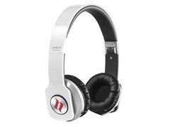 Zoro Wireless BT Headphones - White