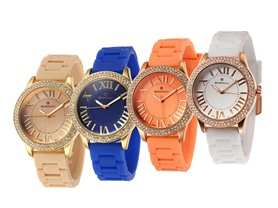 Bernoulli Ladies Lyssa Watch - 4 Colors