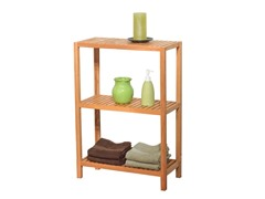 TMS Bamboo 3 Tier Shelf