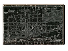 Chicago Railroad (4 Sizes)