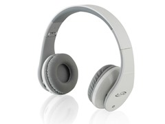 iLive Stereo Bluetooth Headphones - White