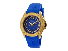 Elini Barokas Blue Silicone Ladies Watch