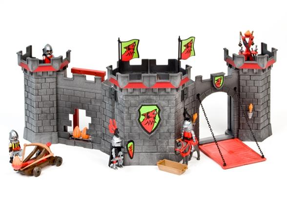 Playmobil Knights Take Along Castle Kids Amp Toys