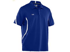 Signature On-Field Polo - Royal/White (S/M)
