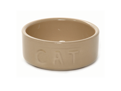 "Cane Cat Bowl 5"" x 1.5"""