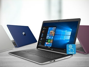 HP Notebooks with Huge Potential