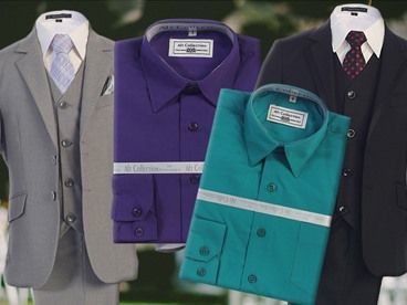 Suit Sets and Shirts