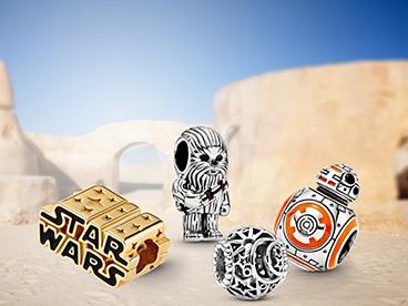 Pandora Jewelry feat Star Wars