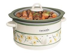 Crock Pot 5-Quart Slow Cooker