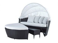Sylt Lux Canopy Lounge Set