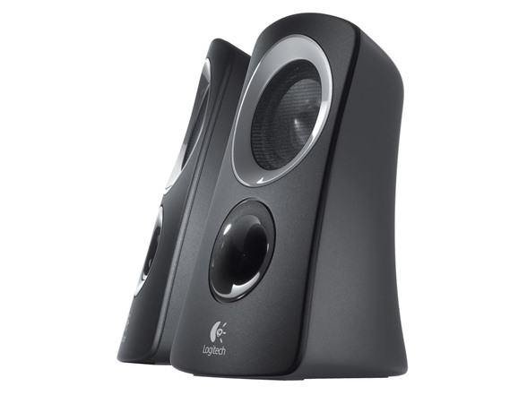 logitech z313 2 1 speaker system with subwoofer. Black Bedroom Furniture Sets. Home Design Ideas