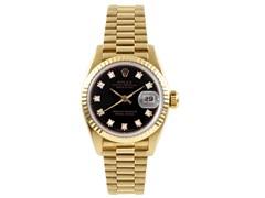 Rolex Ladies President Watch