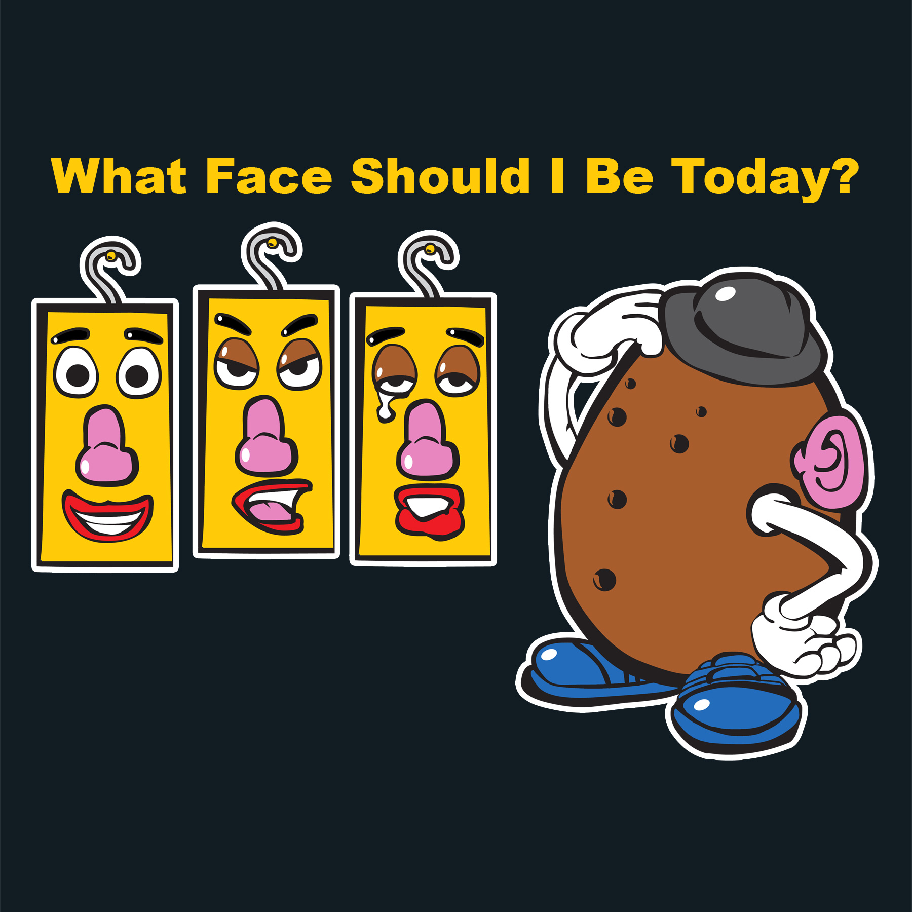 What Face Should I Be Today?