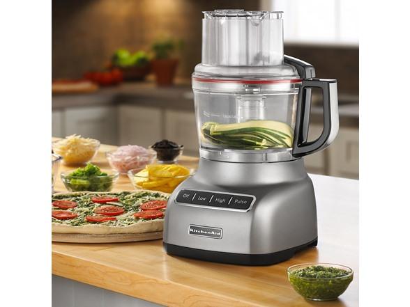 kitchenaid 9 cup food processor manual