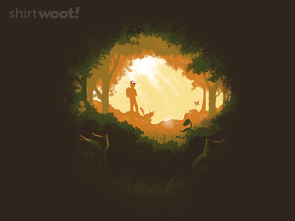 A Walk In The Woods XQ03366f