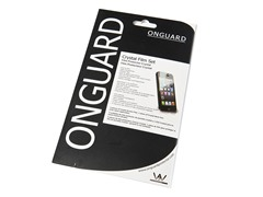 Crystal Screen Protector for iPhone 5