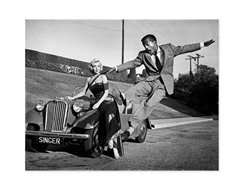 Marilyn & Sammy Davis Jr