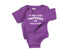 """Tattoos"" (0-12 Months)"
