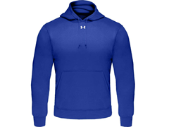 Under Armour Fleece Team Hoodie - Royal
