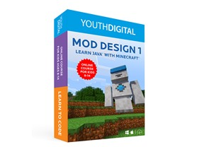 YouthDigital Learn to Code w/ Minecraft®