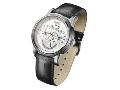 Arbutus Dual Time Automatic Watch