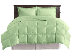 5-Pc Comforter Set - Sage - 3 Sizes