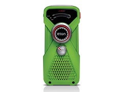 FRX1 Hand-Powered Weather Radio - Green