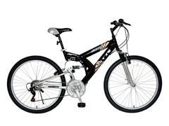 TITAN 128 Punisher Mountain Bike