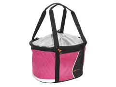 Town & Country Handlebar Bag - Pink