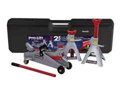 Pro-Lift Floor Jack and Stand