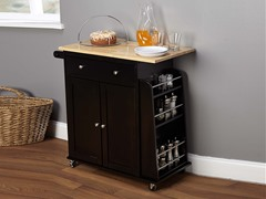 Sonoma Kitchen Cart  (2 Colors)