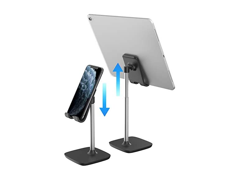 Aduro Elevate Adjustable Height Phone Holder